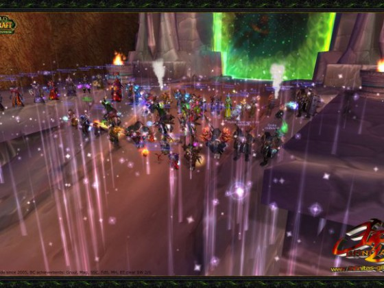 Burning Crusade Raid