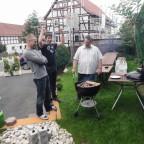 Morgens halbelf in Deutschland....