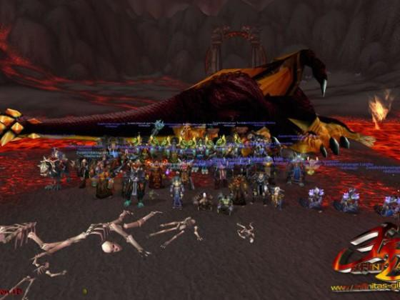 Sartharion 25 3 Drachen