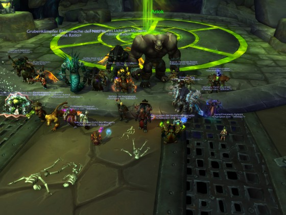 Kilrogg Totauge Mythic