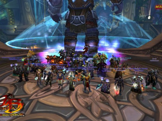 Ulduar 25 Hodir First Kill