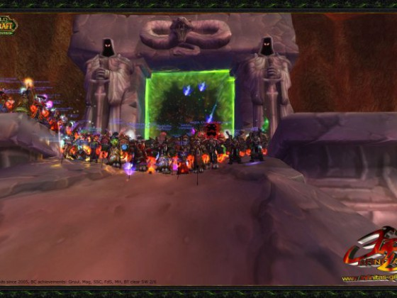 Burning Crusade Raid